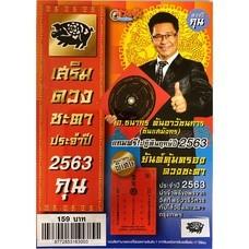 เสริมดวง63 กุน+เทพหั่วท้อนั่งน้ำเต้า