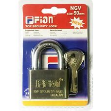 กุญแจแขวนลูกปืนโครเมี่ยม