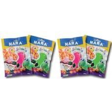 โฟมปั้น Nara คละสี แพ็ก4