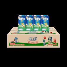 นม UHT ดูเม็กซ์ไฮคิว 3 พลัส รสเฟรนซ์วานิลลา 110 มล. (ยกลัง 48 กล่อง)