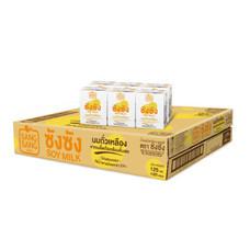 ซังซังนมถั่วเหลืองUHT 125 มิลลิลิตร แพ็ก 6  (ขายยกลัง 60 กล่อง)