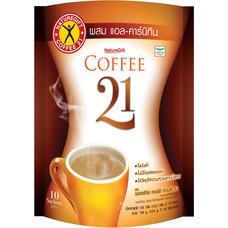 เนเจอร์กิฟกาแฟปรุงสำเร็จชนิดผง คอฟฟี่ทเวนตี้วัน แพ็ค 10 ซอง