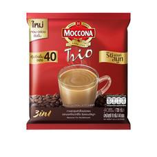 มอคโคน่าทรีโอ กาแฟ 3in1 ริชแอนด์สมูท แพ็ก 40 ซอง