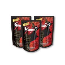 คอมฟอร์ทลักชัวรี่ สีแดง(แพ็ก3)