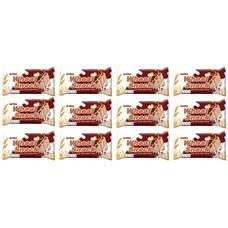 วีทสแน็ควิทช็อกโกแลตฟิลลิ่ง27กรัมแพ็ก12