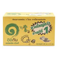 อิชิตันกรีนที น้ำผึ้งมะนาว 420 มิลลิลิตร (ขายยกลัง 24 ขวด)
