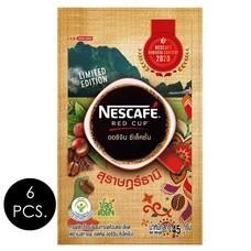 เนสกาแฟ เรดคัพออริจินซีเล็คชั่น 45 กรัม แพ็ก 6 ชิ้น