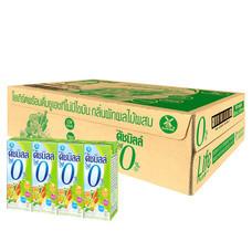 ดัชมิลล์ ไลฟ์พลัส นมเปรี้ยวUHT รสผักผลไม้รวม 180 มิลลิลิตร (ขายยกลัง 48 กล่อง)