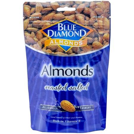 บลูไดมอนด์ อัลมอนด์อบเกลือ 150 กรัม