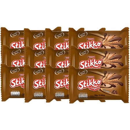 เวเฟอร์สติกโก้ รสช็อกโกแลต 28 กรัม