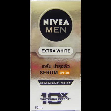 นีเวียเซรั่มเมนเอ็กซ์ตร้าไวท์SF50 50 มิลลิลิตร