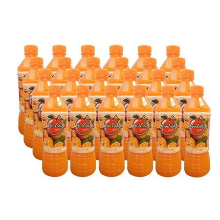 ศิริชิน น้ำส้ม 500 มิลลิลิตร (ยกลัง 24 ขวด)