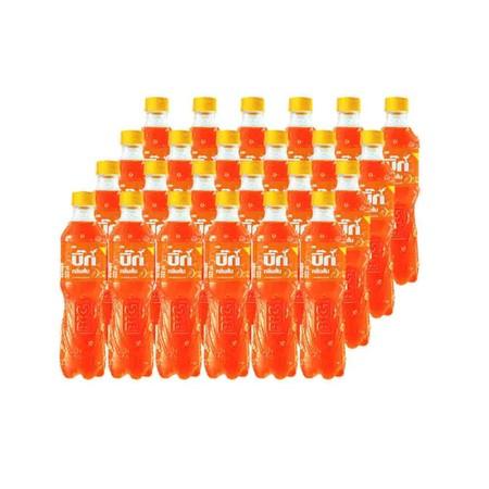 บิ๊ก กลิ่นส้ม 322 มิลลิลิตร แพ็ค 24