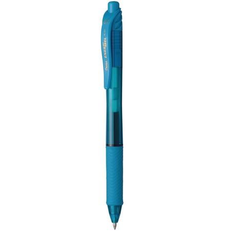 ปากกาEnergel Xเจลฟ้า0.7BL107-SX