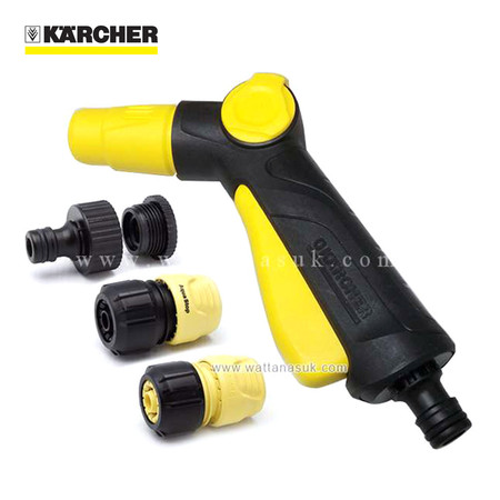 KARCHER ปืนฉีดน้ำ Standard Spray Gun พร้อมชุดสวมเร็ว