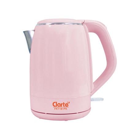 Clarte กาต้มน้ำไฟฟ้า แบบร้อนเร็ว 1.7 ลิตร รุ่น FKT181PK