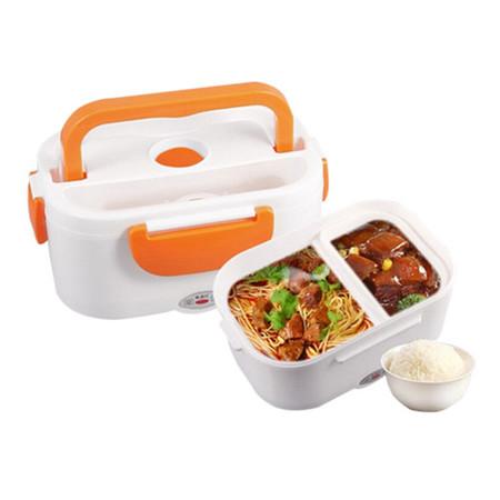 PT กล่องอาหารไฟฟ้า รุ่น PT-B01 ขนาด1.05ลิตร สีส้ม