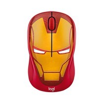 LOGITECH IRONMAN M238 MARVEL COLLECTION WIRELESS MOUSE