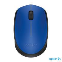 Logitech M171 Mouse USB Optical เมาส์ไร้สาย สีน้ำเงิน