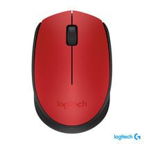 Logitech M171 Mouse USB Optical เมาส์ไร้สาย สีแดง