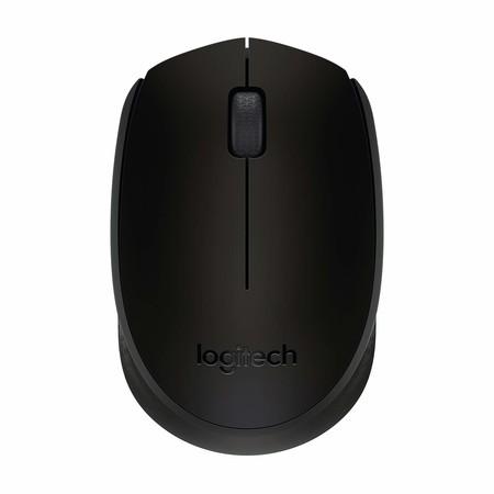 Logitech Wireless Mouse B170 (Black)