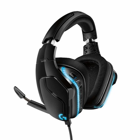 Logitech G633s 7.1 Surround Sound LIGHTSYNC Gaming Headset