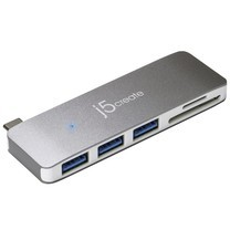 J5create USB Type-C 5-in-1 UltraDrive Mini Dock รุ่น JCD348