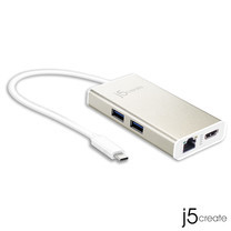 J5create USB Type-C Multi Adapter รุ่น JCA374