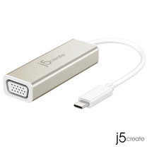 J5create USB Type-C To VGA Adepter รุ่น JCA111