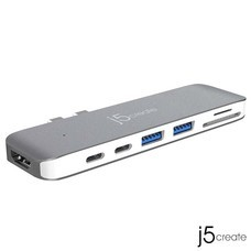 J5create UltraDrive for MacBook Pro USB Type-C Mini Dock รุ่น JCD382