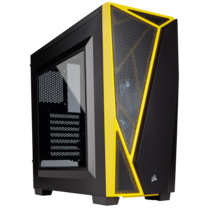 Corsair Carbide SPEC-04 Yellow Mid-Tower