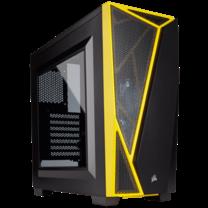 Corsair Carbide SPEC-04 Yellow Mid-Tower