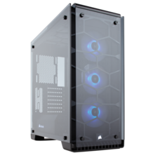 Crystal Series™ 570X RGB ATX Mid-Tower Case