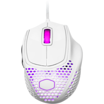 Cooler Master MM720 RGB Gaming Mouse White Glossy