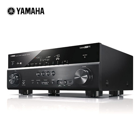 YAMAHA AV Receiver 7.2-Channel รุ่น RX-V777 (Black)