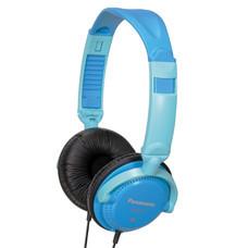Panasonic หูฟังสไตล์ดีเจที่มีน้ำหนักเบา รุ่น RP-DJS200