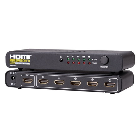 HAIFAI HDMI SWITCH BOX รุ่น SHD-5010