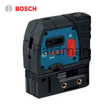 Bosch เครื่องวัดระดับเลเซอร์ ดิ่งเลเซอร์ รุ่น GPL5
