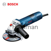 Bosch เครื่องเจียรไฟฟ้า 4 นิ้ว รุ่น GWS 7-100 พร้อมชุดใบตัดเพชร 4 นิ้ว Eco Universal จำนวน 2 ใบ