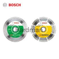 Bosch ชุดใบตัดเพชร 4 นิ้ว Eco Ceramic + ใบตัดเพชร 4 นิ้ว Eco Universal รวม 2 ใบ