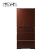 ตู้เย็น Hitachi 6 ประตู ระบบ inverter ขนาด 23.8 คิว (674  ลิตร) รุ่น R-G670GT Made in Japan XT