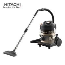 เครื่องดูดฝุ่น Hitachi Pail Can Series 2200W รุ่น CV-975 (Gold-Black)