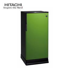 ตู้เย็น Hitachi 1 ประตู ขนาด 6.6 คิว (187 ลิตร) รุ่น R-64W (Metallic Green)
