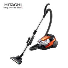 เครื่องดูดฝุ่น Hitachi Cyclonic Series 2300W รุ่น CV-SE230V (Orange Metallic)