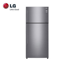LG ตู้เย็น 2 ประตู ขนาด 17.4 คิว ระบบ Inverter Linear Compressor รุ่น GN-C602HLCU