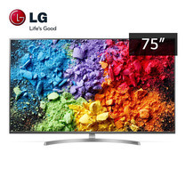 LG SUPER UHD Nano Cell Smart TV รุ่น 75SK8000PTA ขนาด 75 นิ้ว