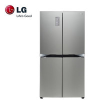 LG ตู้เย็น 4 ประตู Multi-Door ขนาด 23.8 คิว ระบบ Inverter Linear Compressor รุ่น GR-B24FWSHL