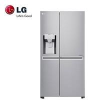 LG ตู้เย็น 4 ประตู Multi-Door ขนาด 29.7 คิว ระบบ Inverter Linear Compressor รุ่น GR-J297CSBL