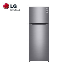 LG ตู้เย็น 2 ประตู ขนาด 7.4 คิว ระบบ Inverter Linear Compressor รุ่น GN-C222SLCN