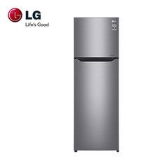 LG ตู้เย็น 2 ประตู ขนาด 9.2 คิว ระบบ Inverter Linear Compressor รุ่น GN-C272SLCN
